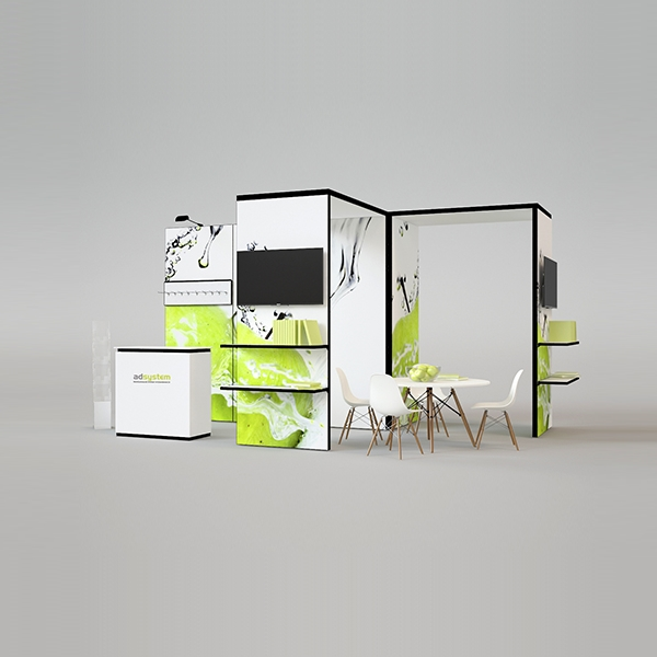 Multiframe – Portable Exhibition System
